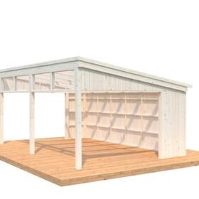 Paviljon Nova kit 21,5 m2