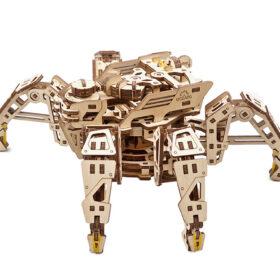 Ugears 3D pusle – Hexapod Explorer